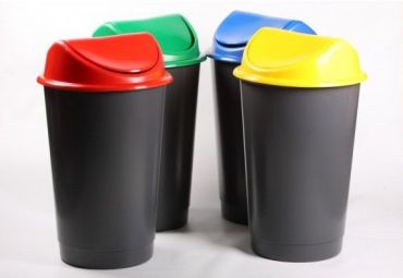 Cosuri de gunoi pentru colectare selectiva 60l