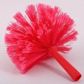 Perie pentru paianjeni sferica din plastic