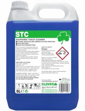 Detartrant puternic concentrat STC 5l
