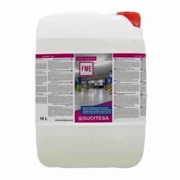 Detergent industrial pentru masini de curatat si aspirat Aquagen Solugen FME 10 litri