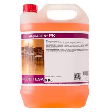 Detergent parchet lemn Aquagen PK 5 litri