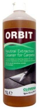 Detergent pentru spalat covoare Orbit 1l, profesional