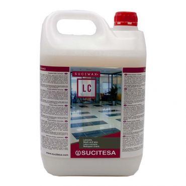 Detergent profesional pentru curatare si ceruire Aquagen Suciwax LC 5 litri