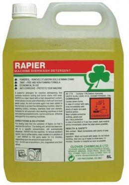 Detergent vase automat Rapier 5l, profesional