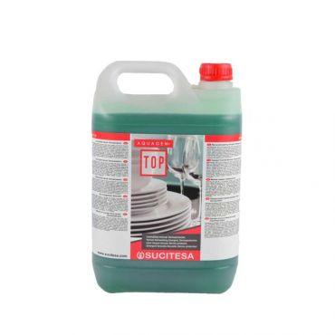 Detergent spalat vase manual Aquagen TOP 5 litri