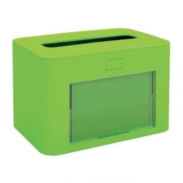 Dispenser servetele de masa pliate Ready Table Papernet verde Lime