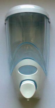 Dozator detergent vase 1000 ml, plastic transparent