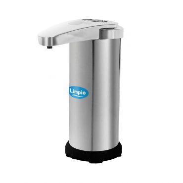 Dozator sapun cu senzor portabil 250 ml, inox