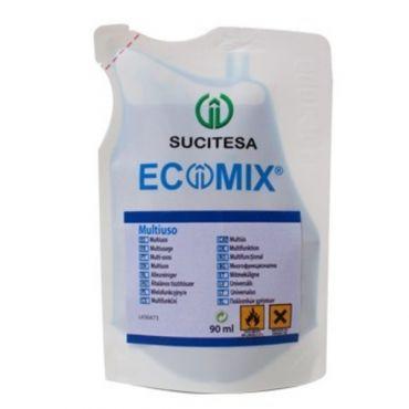 Ecomix Multiuso Concentrat 100 ml - Detergent universal pentru suprafete din sticla