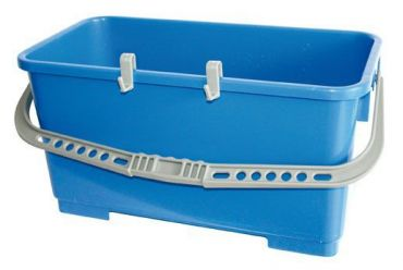 Galeata profesionala spalat geamuri 22 litri, albastra LEWI