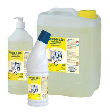 Innofluid TF-Klor T 5l - Detergent dezinfectant universal pentru suprafete lavabile