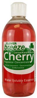 Odorizant profesional camera Breeze 500 ml, concentrat, aroma cirese, Clover
