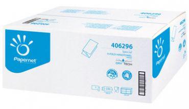 Prosoape pliate zz Papernet, celuloza, 210 buc/pachet