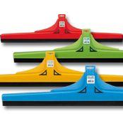 Racleta pardoseala cu maner 55 cm, plastic colorat
