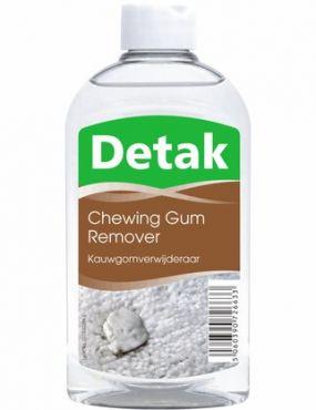 Solutie curatat guma de mestecat Detak 300 ml