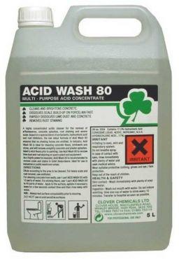 Detartrant puternic Acid Wash 5l, pofesional