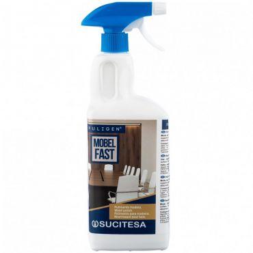 Solutie pentru curatarea lemnului Aquagen Mobel Fast 1000 ml